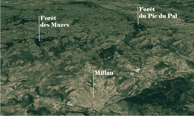 Groupement Forestier Pic du Pal et des Mazes