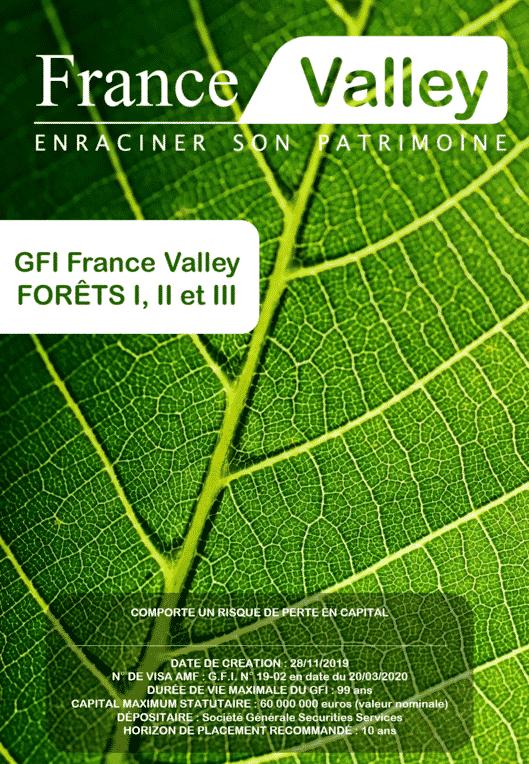 Plaquette Groupement Forestier Forêt